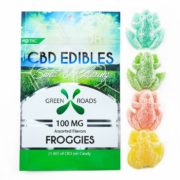 The CBD Froggies, Green Roads' flagship edible product, are an industry classic
